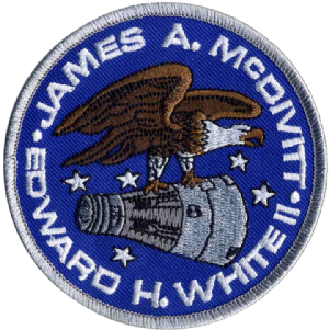 NASA Gemini 4 Patch